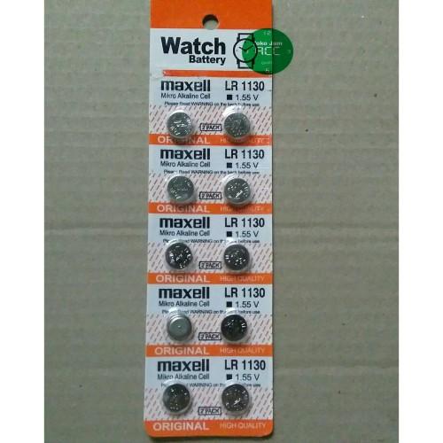 Foto Produk Baterai Maxell LR1130 dari Toko Jam ACC