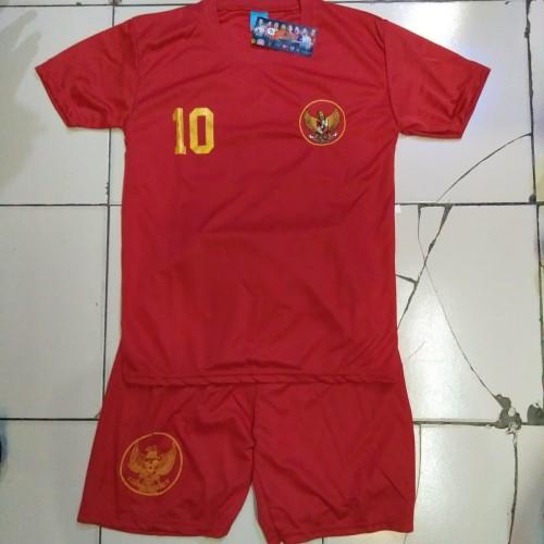 Foto Produk Baju bola Timnas Indonesia anak dari ZAYEN BAHARI