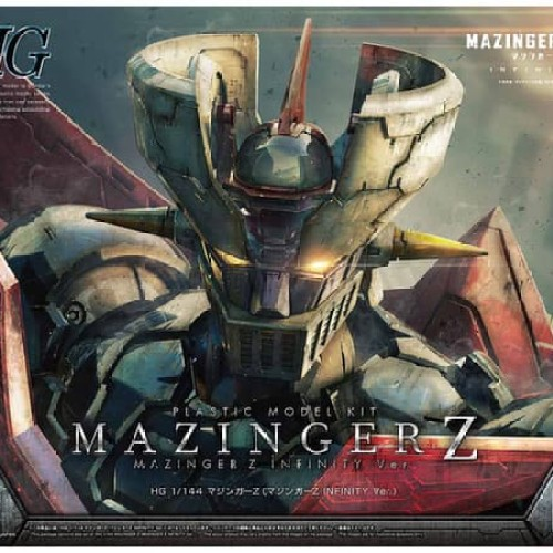 Foto Produk Bandai HG Mazinger Z Infinity Ver. dari BakuToys Collection