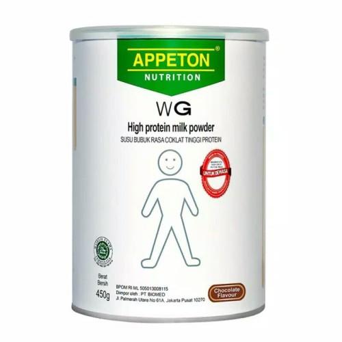 Foto Produk Appeton WG 450 gr dari Market Susu Baby