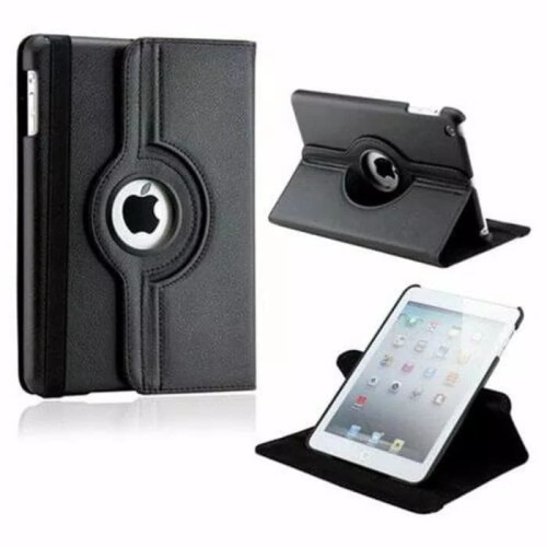 Foto Produk CASE IPAD MINI 1 2 3 4 ROTATE COVER PRO 9,7 10.5 INCH AIR 9.7 SOFTCASE dari luxer