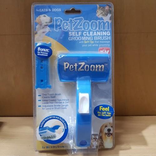 Foto Produk petzoom sisir anjing kucing dari ToserbaNiper