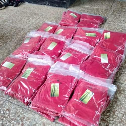 Foto Produk Kaos Polos Katun Bambu Desain Sendiri Tanpa Minimum dari Pantara Store