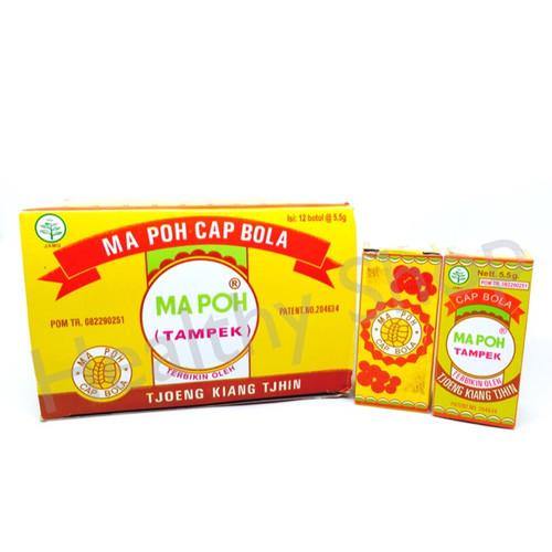 Foto Produk Ma Poh Obat Tampek Cap Bola dari Healthy Shop 2
