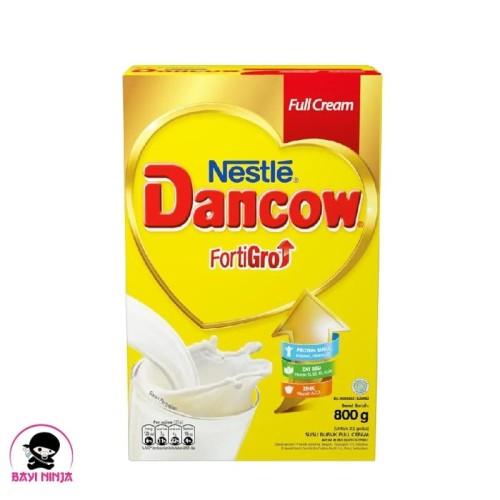 Foto Produk DANCOW Fortigro Susu Full Cream Box 800g dari BAYININJA