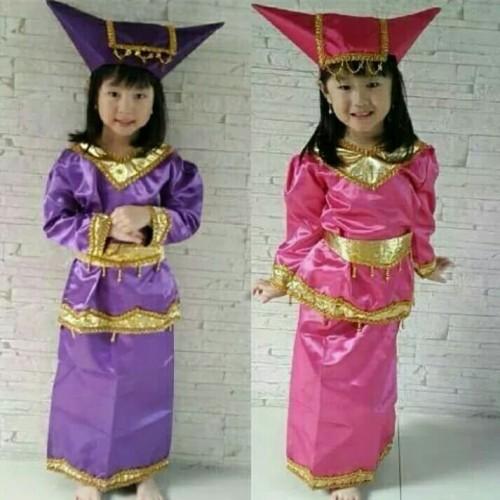 Foto Produk Baju adat padang anak laki2 / perempuan size S dari Irwan busana
