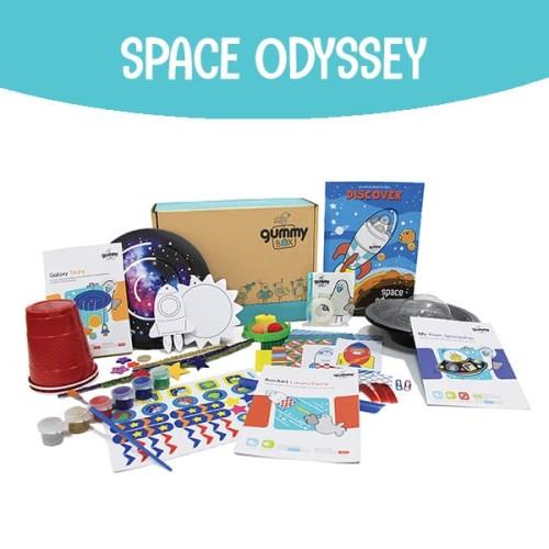 Foto Produk Space Odyssey | GummyBox dari GummyBox