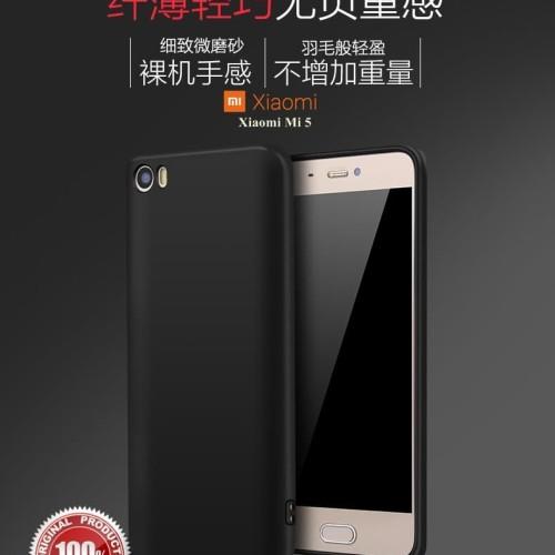 Foto Produk Case Xiaomi MI 5 Mi5 Pro KoRi Premium Slim Matte Macaron List Cover dari Michellisto