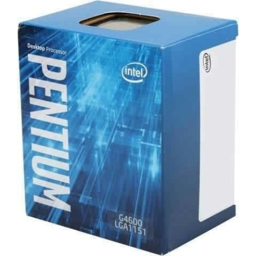 Foto Produk Intel Pentium G4600 BOX 3.6Ghz - Cache 3M (Socket 1151-Kaby lake) dari t_pedia pc
