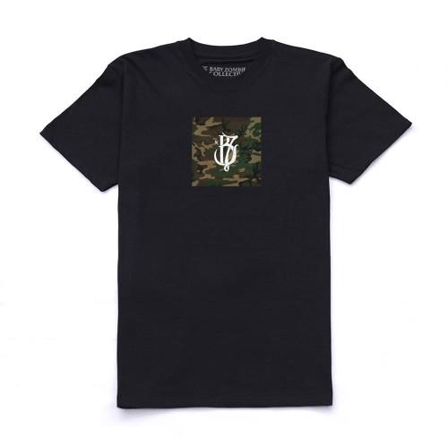 Foto Produk SALE! Box Logo Camo Tshirt dari Baby Zombie Co.