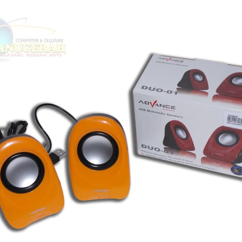 Foto Produk Speaker ADVANCE Duo-01 dari Anugerah Computer Ciamis