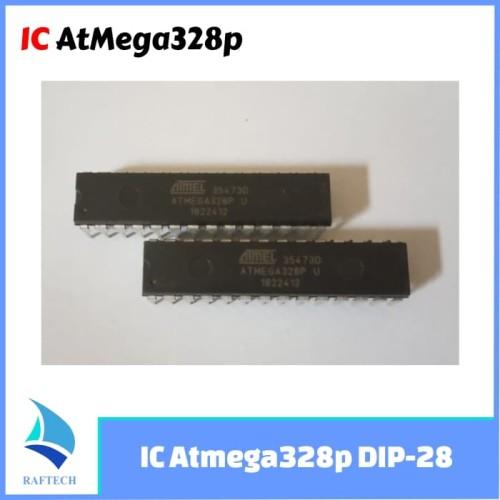 Foto Produk ATmega328 IC ATmega328p DIP-28 dari RAFTECH