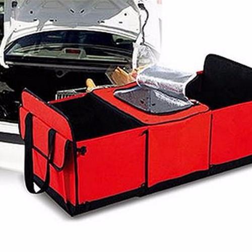 Foto Produk Tas Bagasi Mobil / Car Organizer / Car Boot Organizer dari queensupplier