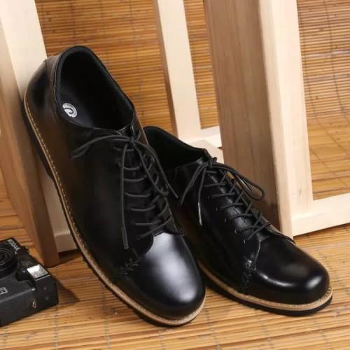 Foto Produk sepatu kulit pria model OASIS(pantofel,boot,kerja,formal,casual,santai dari faiz footwear
