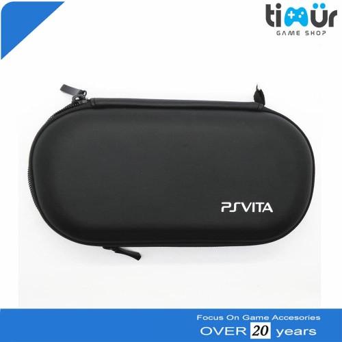 Foto Produk Dompet Tas Airfoam Pouch Travel Bag PSVita PS Vita Warna Hitam dari Timur Game Shop