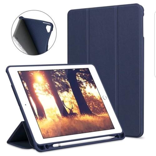 Foto Produk iPad Air 3 2019 10.5inchi Smart Cover Case Magnetic With Pencil Holder dari diva acc