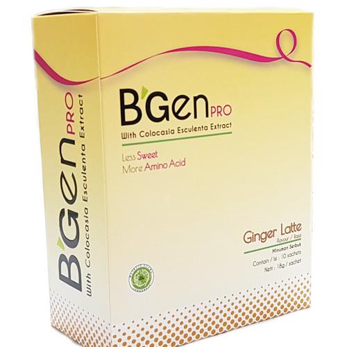 Foto Produk B'gen Ginger Pro Untuk Ibu Hamil. Less Sugar dan Tanpa Pemanis buatan dari B'gen Official Store