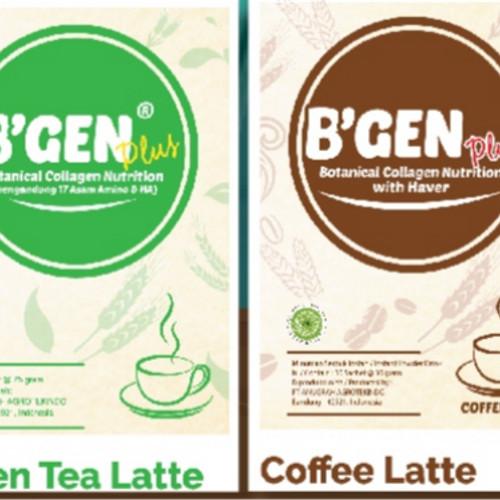 Foto Produk B'gen Plus Minuman Collagen Memelihara Kesehatan & Berat Badan Ideal - COFFEE dari B'gen Official Store