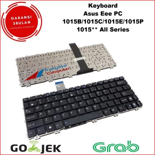 Foto Produk Keyboard Asus eee pc Seashell 1015 1015B 1015E 1015BX 1015P Hitam ORI dari TransjayaComputer