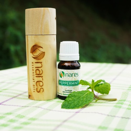 Foto Produk Peppermint oil dari NARES Essential Oils