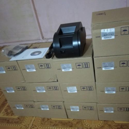 Foto Produk Mini Printer Kasir Thermal 58mm dari solusiprogramcom