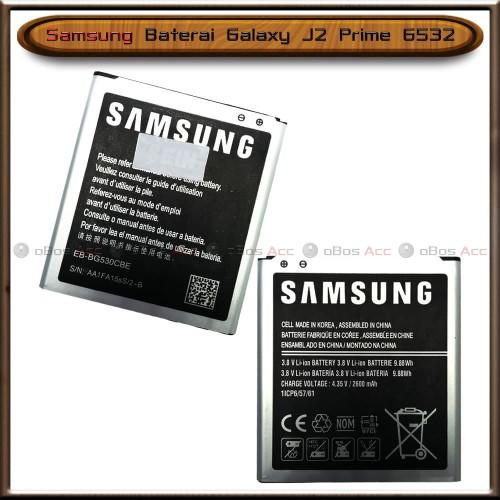 Foto Produk Baterai Samsung Galaxy J2 Prime G532 Original Batre Batrai HP dari oBos Acc
