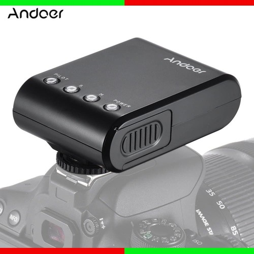 Foto Produk Flash Light Mini Digital Speedlite Universal Sony Nikon Canon Andoer dari ZK Toko