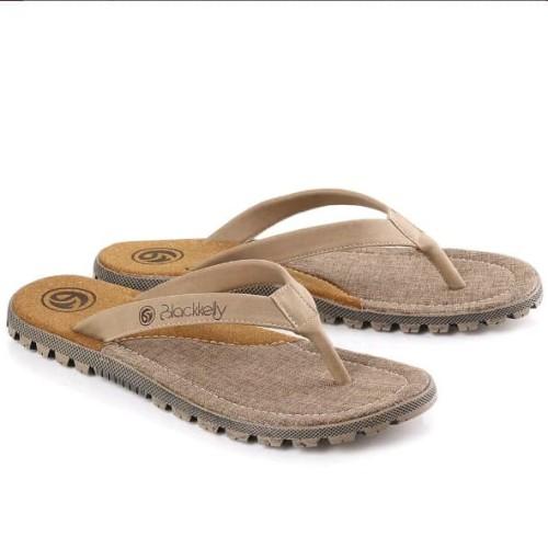 Foto Produk Sandal Flat Pria Blackelly dari Divha Store