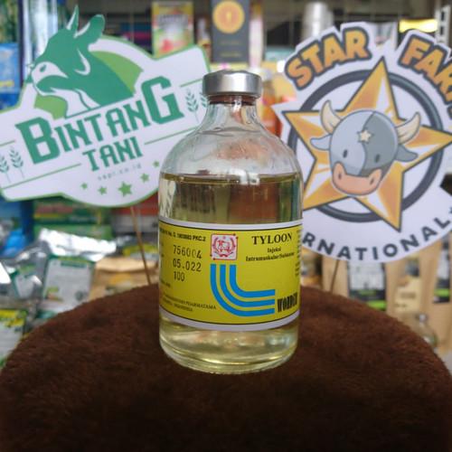 Foto Produk Star Farm BTM - Tyloon Injeksi 100ml Anti Biotik dari Star Farm