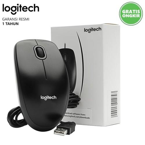 Foto Produk Mouse Logitech B100 dari AKA Official