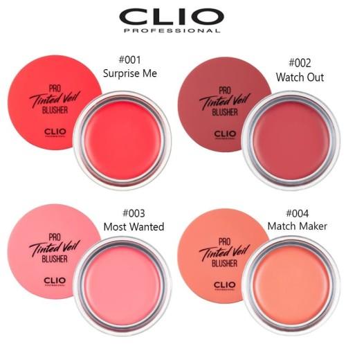 Foto Produk CLIO Professional Pro Tinted Veil Blusher (005 KEEP IT REAL) dari BEAUTYHAULINDO