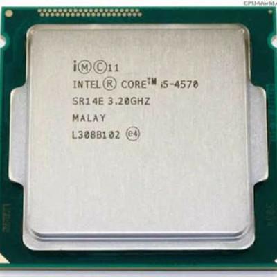 Foto Produk Intel Core i5 4570 TRAY LGA 1150 4th Generation Haswell + FAN ORI dari t_pedia pc