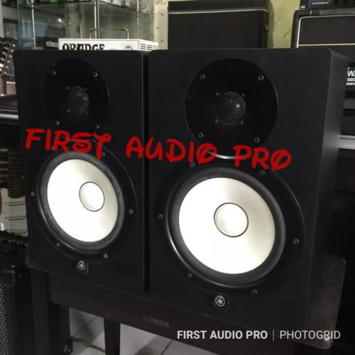 Foto Produk SPEAKER YAMAHA HS8 / HS 8 BLACK MONITOR STUDIO 8 INCH ORIGINAL dari First Audio Pro