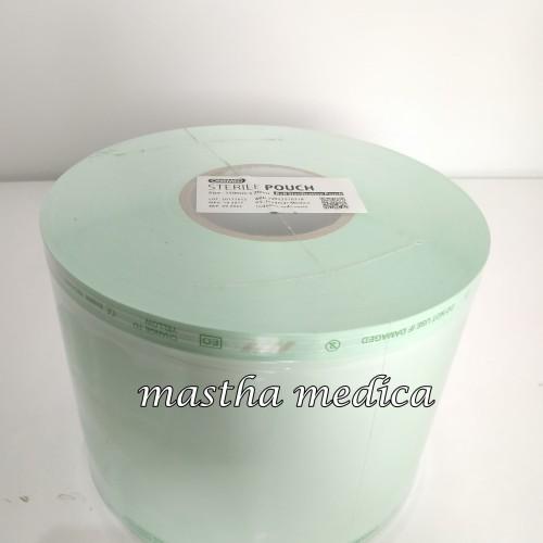 Foto Produk Plastik Steril Instrumen Sterile Pouch Pouches Roll Gulungan 15cm 15cm dari Mastha Medica Jakarta