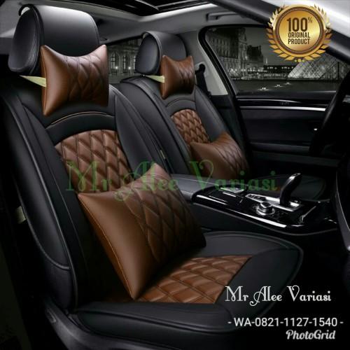 Foto Produk sarung jok mobil toyota avanza veloz Luxury avanza E Avanza G Avanza X dari MR. ALEEVARIASI