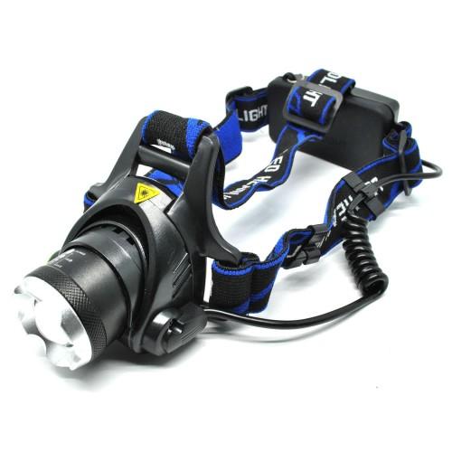 Foto Produk Senter kepala led / Senter LED / Headlamp LED Cree XML-T6 dari GROSIR-DKI