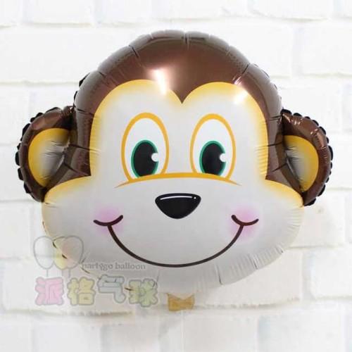 Foto Produk Balon Pesta Ulang Tahun Anak Model Binatang 10 PCS dari whitee store