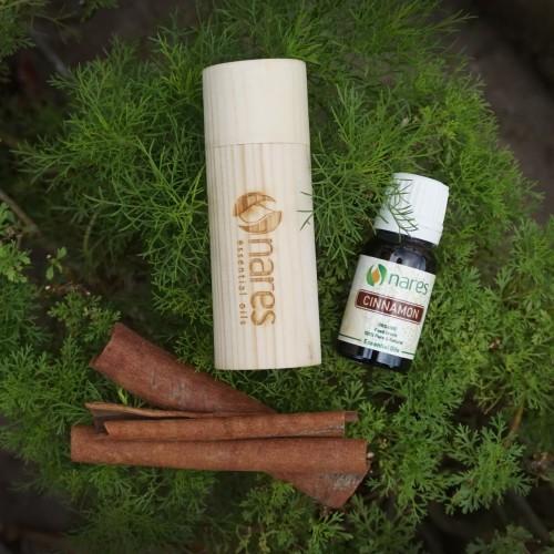 Foto Produk Cinnamon Essential oil - 10 ml - NARES dari NARES Essential Oils