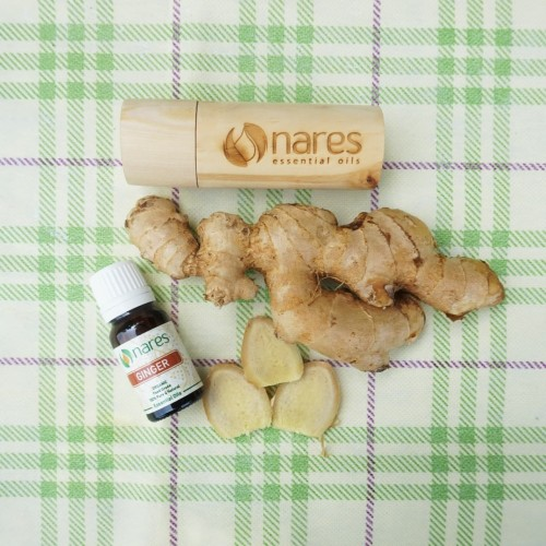 Foto Produk Ginger Essential oil - 10 ml - NARES dari NARES Essential Oils