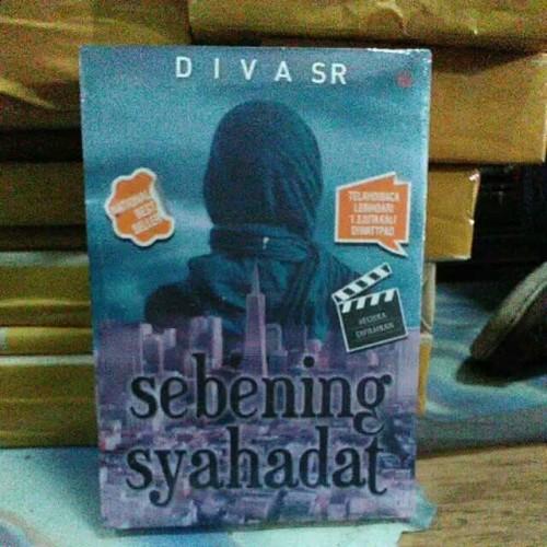 Foto Produk Novel, Sebening syahadat, by Diva SR. dari JAYA BOOK