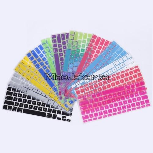 Foto Produk Macbook Cover Keyboard Protector Macbook AIR 13 PRO 13 RETINA 13 15 dari Case Macbook Jakarta