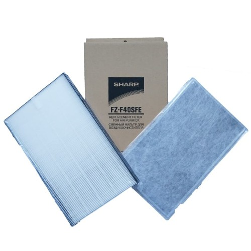 Foto Produk Sharp Replacement Filter FZ-F40SFE For Sharp FP-FM40Y-B / FP-F40Y dari manekistore