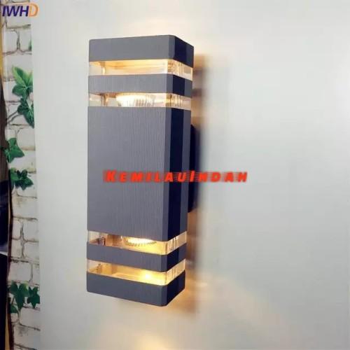 Jual Lampu Dinding Lampu Taman Lampu Hias Promo Lampu Minimalis Kab Tangerang Kemilau Indah Tokopedia