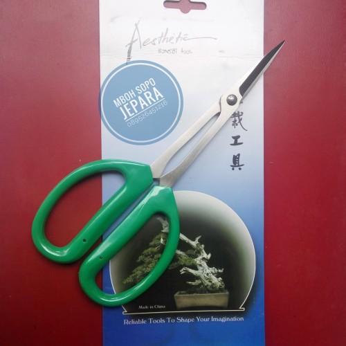Foto Produk Alat Bonsai, Gunting Pruning Ijo dari Mboh Sopo