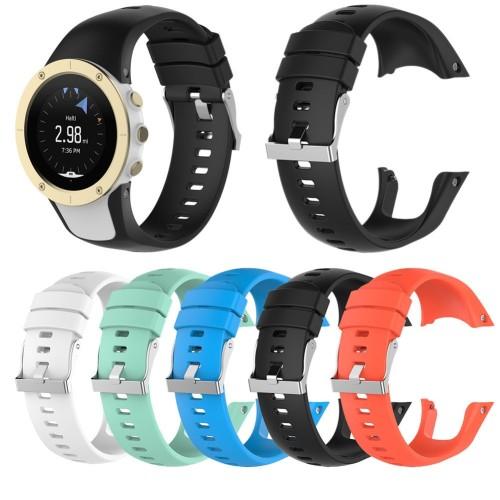 Foto Produk 2018 New Replacement Silicone Watch Strap Band For SUUNTO Spartan dari almira skincare