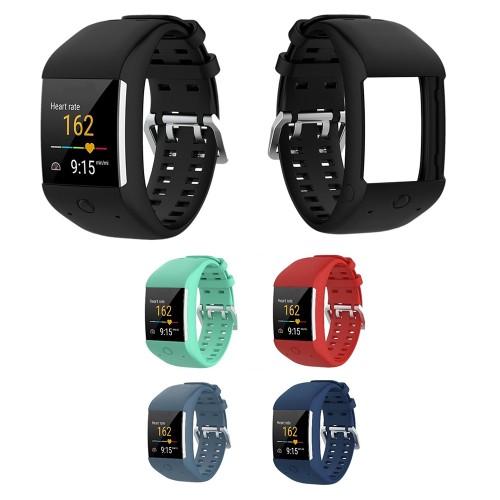 Foto Produk 6 Colors Silicone Wristband Strap Bracelet for Polar M600 GPS Smart dari almira skincare