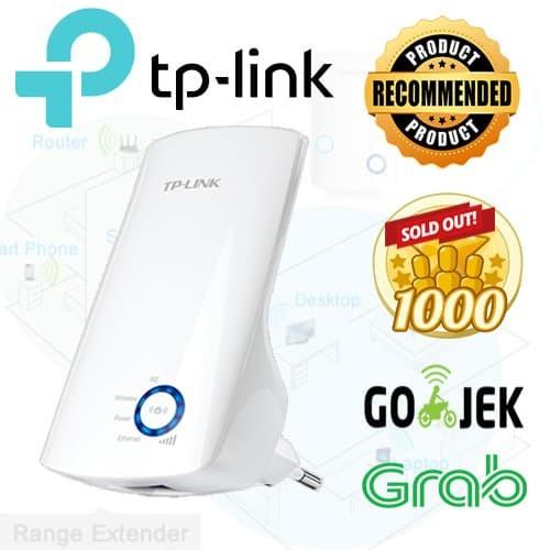 Foto Produk TP-Link TL-WA850RE Penguat Signal TPLINK 850RE Wifi Extender/ Repeater dari Toko-JnC