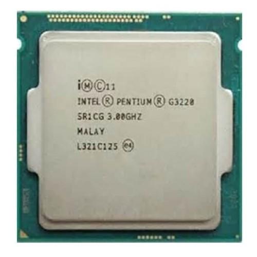 Foto Produk Intel Prosesor Dual Core G3220 3.00 Ghz Tray + Fan - Soket 1150 dari t_pedia pc