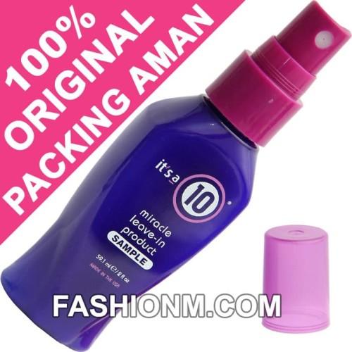 Foto Produk it's a 10 Miracle Leave-in Product 59.1ml (ORIGINAL) dari FASHIONM