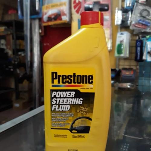 Foto Produk OLI POWER STEERING MOBIL PRESTONE - Minyak Power Steering Prestone Red dari alta motor